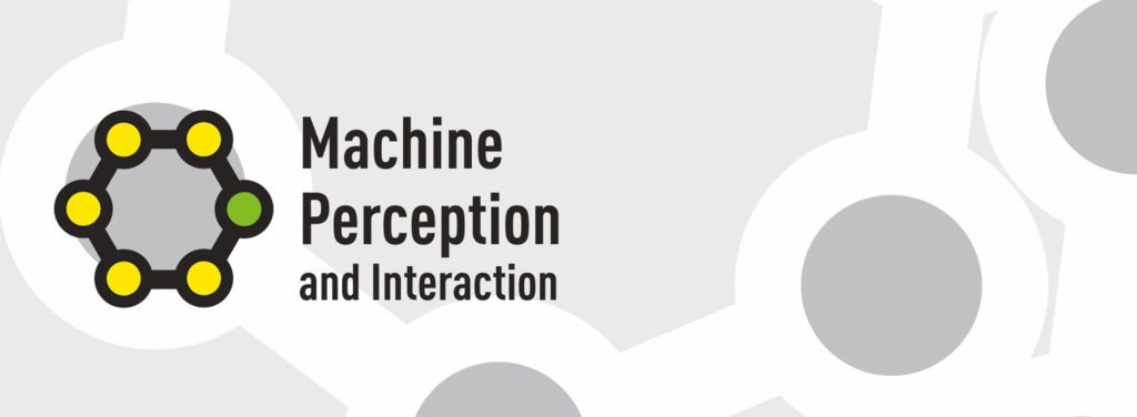 Разработка логотипа Machine Perception and Interaction