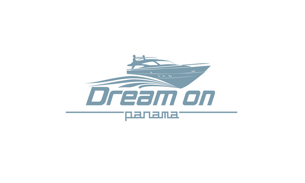 Логотип Dream On Panama