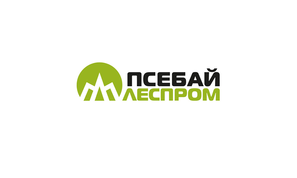 Логотип Псебай Леспром