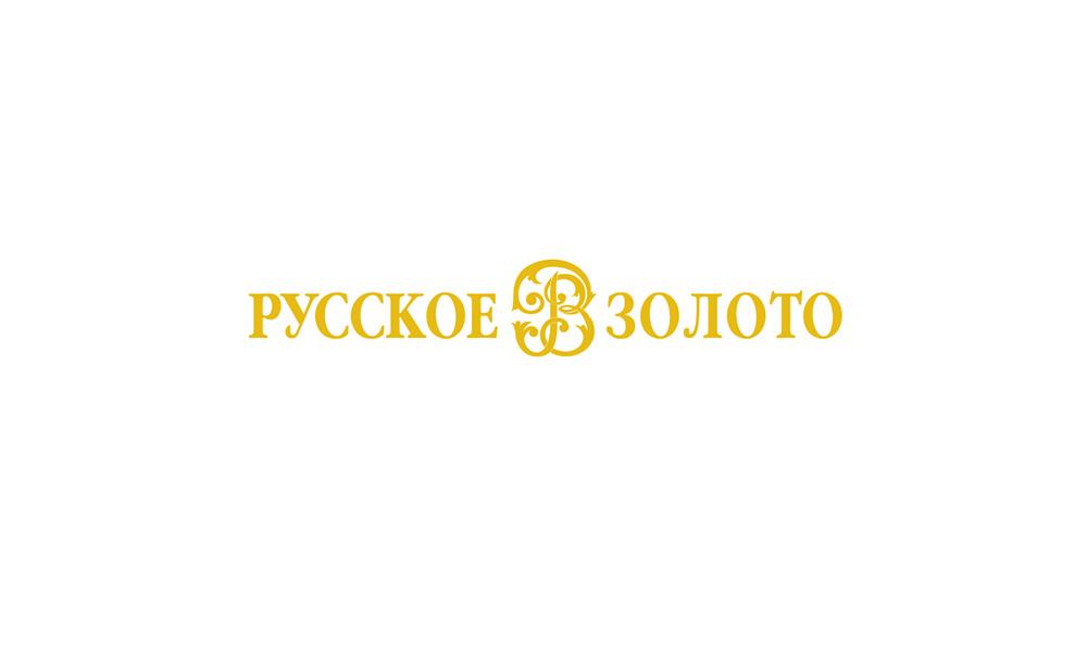 Логотип Русское Золото