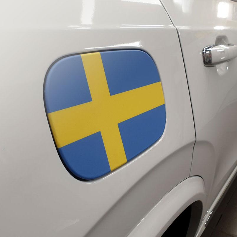 Контура для официального дилера шведского автоконцерна